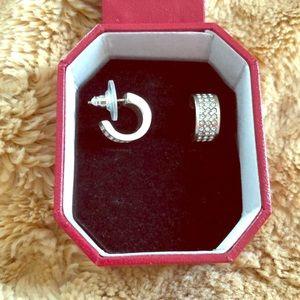 NWT Brighton Meridian zenith earrings